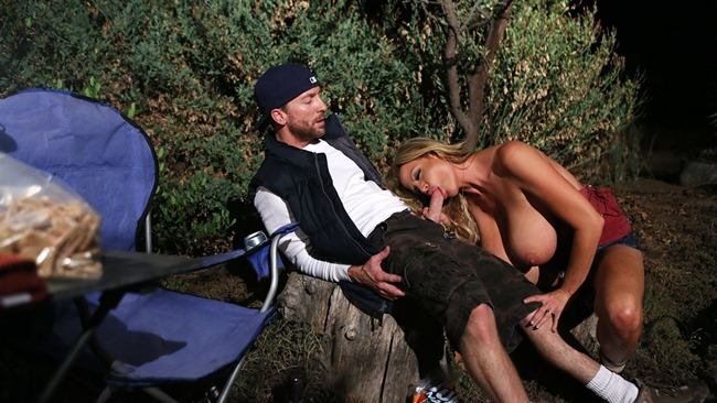 Kelly Madison he Cums Again